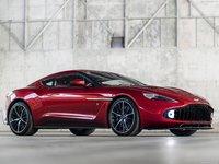 Aston Martin Vanquish Zagato 2017 #1404834 poster