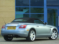 Chrysler Crossfire Roadster [UK] 2007 poster