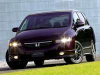 Honda Odyssey Absolute [JP] 2004 poster