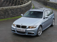 BMW 3-Series Touring [UK] 2009 poster