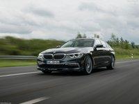 Alpina BMW D5 S 2018 poster