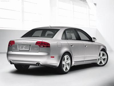 Audi A4 [US] 2008 poster #1405671