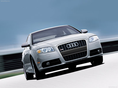 Audi A4 [US] 2008 poster #1405673
