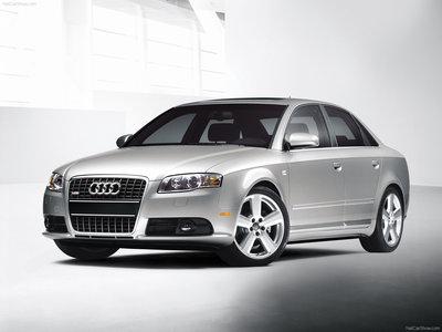 Audi A4 [US] 2008 poster #1405675
