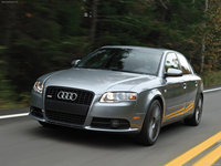 Audi A4 [US] 2008 #1405676 poster