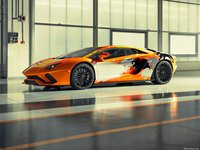 Lamborghini Aventador S by Skyler Grey 2019 poster