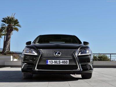 Lexus LS [EU] 2013 poster #1411952