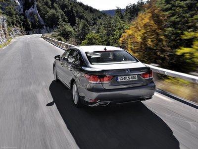 Lexus LS [EU] 2013 poster #1411953