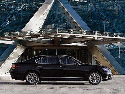 Lexus LS [EU] 2013 poster #1411966