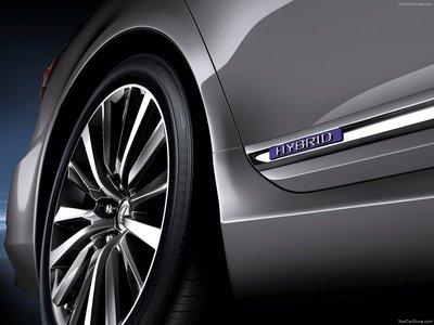 Lexus LS [EU] 2013 poster #1411968