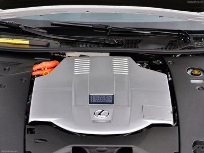 Lexus LS [EU] 2013 poster #1411975