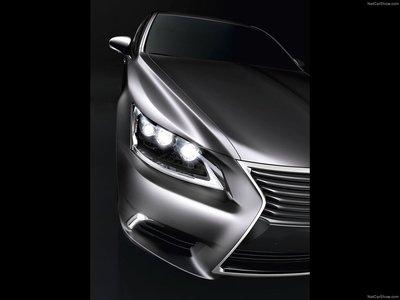 Lexus LS [EU] 2013 poster #1411977