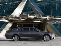 Lexus LS [EU] 2013 #1411989 poster