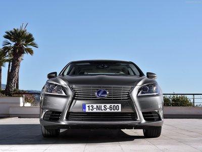 Lexus LS [EU] 2013 poster #1411993