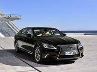 Lexus LS [EU] 2013 #1412000 poster