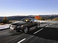 Lexus LS [EU] 2013 #1412003 poster