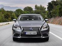 Lexus LS [EU] 2013 #1412006 poster