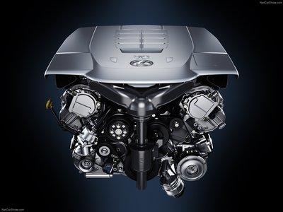 Lexus LS [EU] 2013 poster #1412017