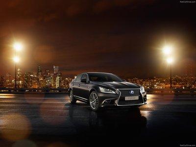 Lexus LS [EU] 2013 poster #1412018