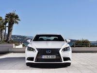 Lexus LS [EU] 2013 #1412037 poster