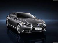 Lexus LS [EU] 2013 #1412040 poster