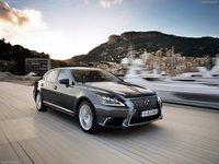 Lexus LS [EU] 2013 #1412041 poster