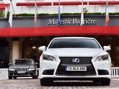 Lexus LS [EU] 2013 poster #1412055