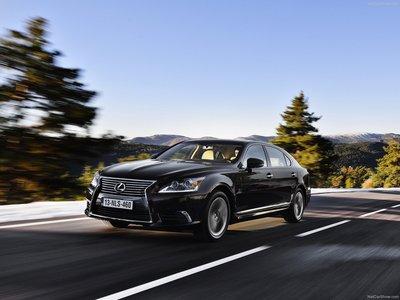 Lexus LS [EU] 2013 poster #1412058