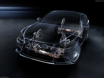 Lexus LS [EU] 2013 poster #1412061