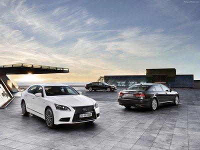 Lexus LS [EU] 2013 poster #1412069