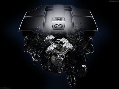 Lexus LS [EU] 2013 poster #1412074