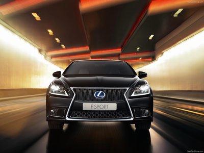 Lexus LS [EU] 2013 poster #1412075