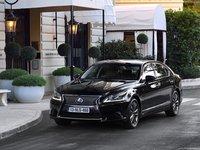 Lexus LS [EU] 2013 #1412079 poster