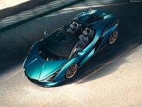 Lamborghini Sian Roadster 2021 poster