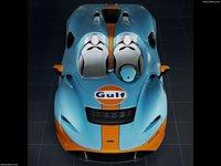 McLaren Elva Gulf Theme by MSO 2021 poster