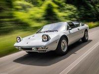 Lamborghini Urraco 1972 poster