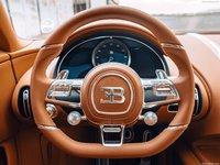 Bugatti Chiron Sport Les Legendes du Ciel 2021 poster