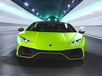 Lamborghini Huracan Evo Fluo Capsule 2021 poster
