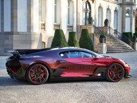 Bugatti Divo Lady Bug 2020 poster