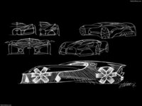 Bugatti La Voiture Noire 2019 poster