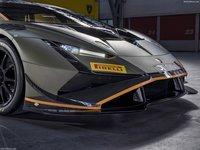 Lamborghini Huracan Super Trofeo EVO2 2022 poster