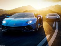 Lamborghini Aventador LP780-4 Ultimae Roadster 2022 poster