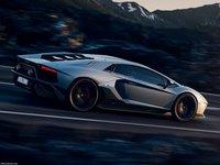 Lamborghini Aventador LP780-4 Ultimae 2022 poster