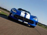 Dodge SRT Viper GTS Launch Edition 2013 poster