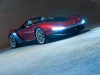 Ferrari Sergio Concept 2013 poster