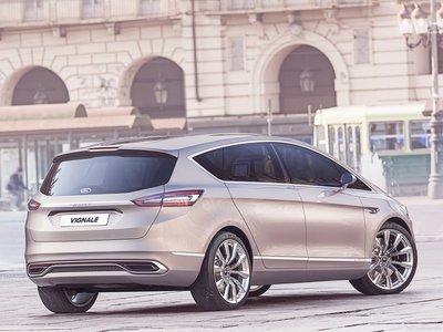S Max Vignale >> Ford S Max Vignale Concept 2014 Poster