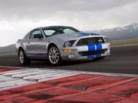 Ford Mustang Shelby GT500KR 2008 poster