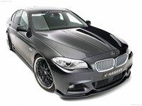 Hamann BMW 5 Series F10 M Technik 2011 poster