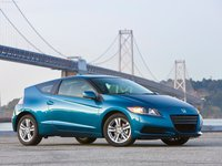 Honda CR Z 2012 poster