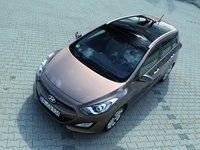 Hyundai i30 Wagon 2013 poster